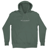 JB THIS IS MERCH HOODIE (GREEN), , large